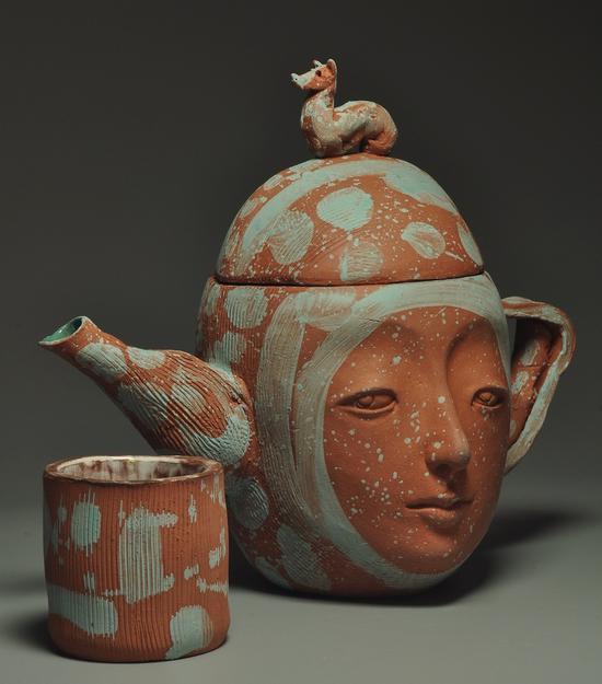 Karen Wong Ceramics and Art 曹涵凯作品