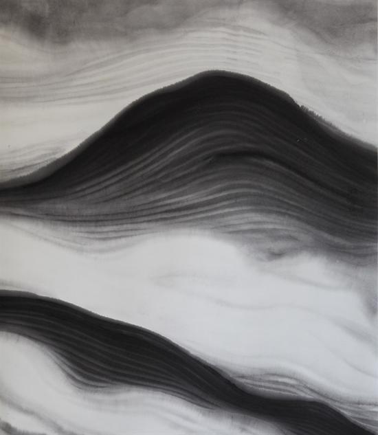 流云系列 68x60cm 2012