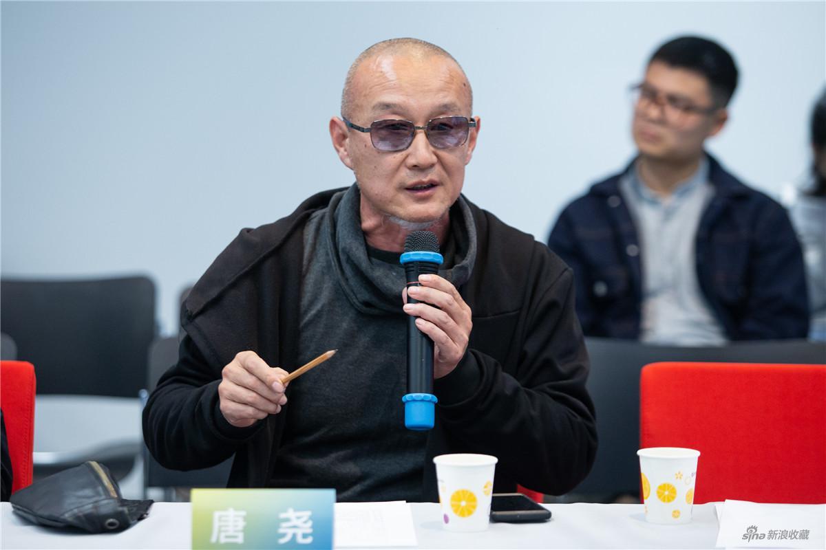 唐尧,中国雕塑学会副秘书长兼学术研究部部长