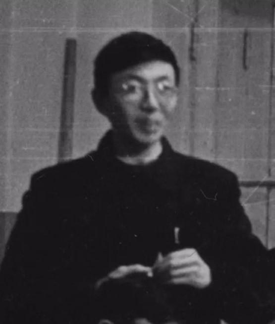 在苏联留学时期的李天祥先生