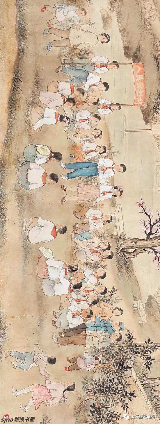 上海嘉禾 殷梓湘 少先队活动中的满园春色