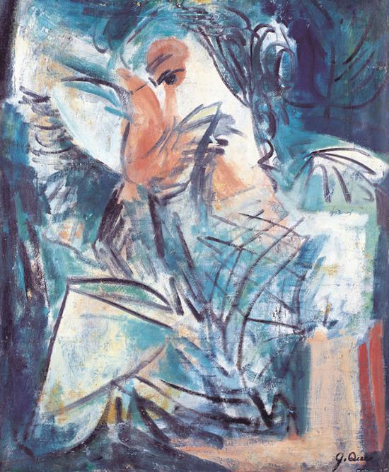 《心形》张功慤1961年作品