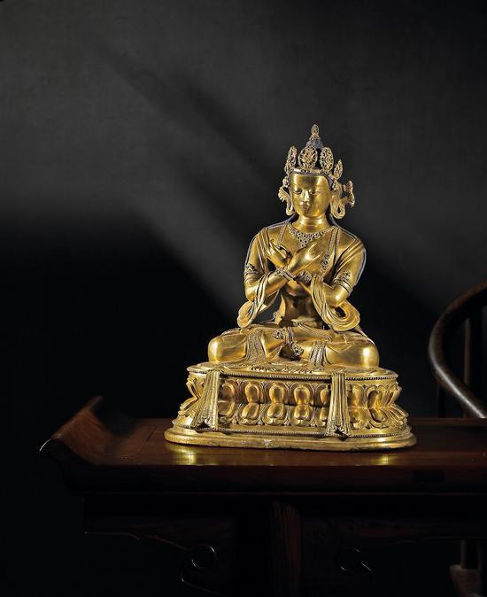 康乾盛世时期的佛教发展及造像艺术