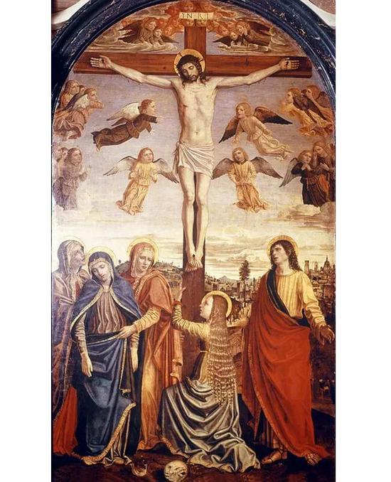 文艺复兴时期油画作品