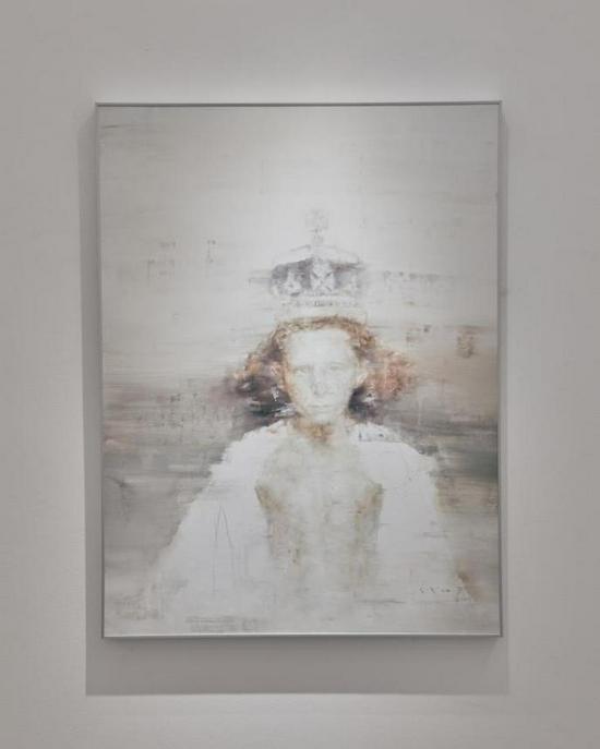 杜尹-皇帝的新衣20號-布面油畫-90x120cm-2021年