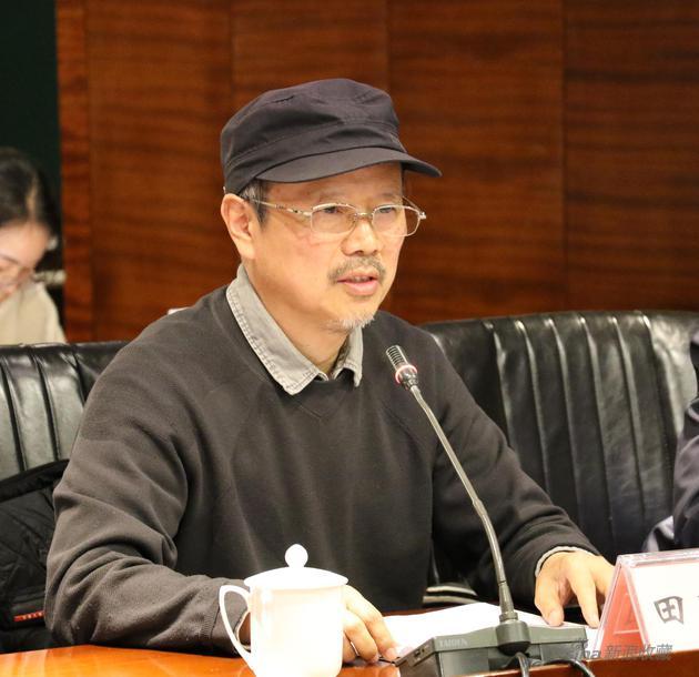 中国艺术研究院国画院田黎明院长