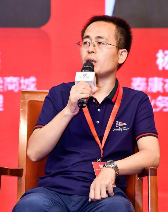 泰康在线家当险营业部总经理杨宏博
