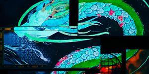新壶中天·桃源篇:东方文化沉浸式艺术展