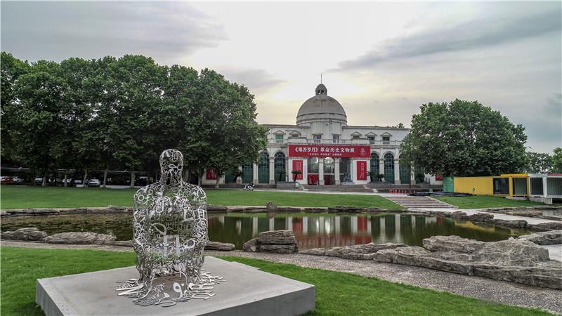 第二届东湖生态雕塑双年展将于2021年3月再次出发