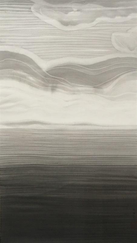 海 126x69cm 2012