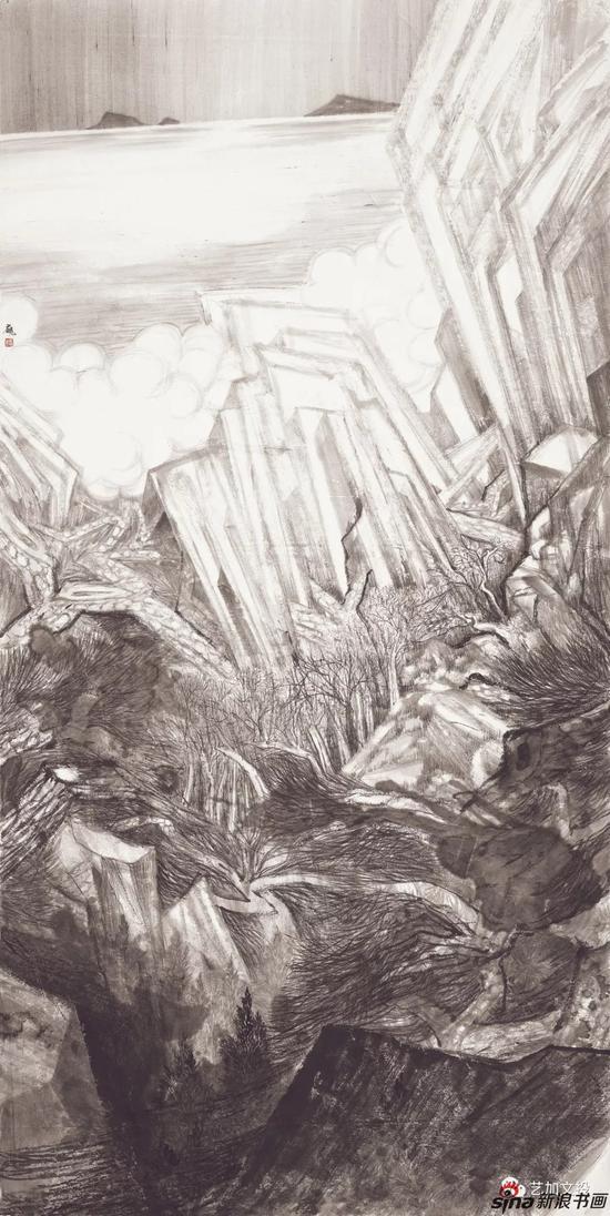 《山的另空间-2》