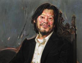 传神写韵:2018中国写意油画学派人物专题研究展