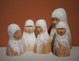民族大团结 | 全国雕塑艺术作品展