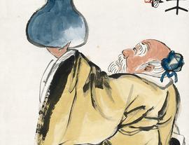此中真味:齊白石藝術里的中國哲思
