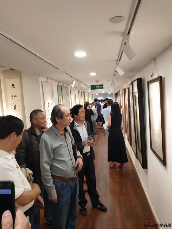 江苏省民盟副主委、江苏省书协副主席、南京书画院院长刘灿铭先生