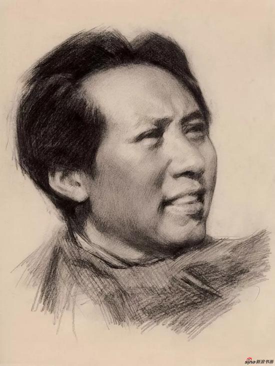 北国风光,靳尚谊,1976