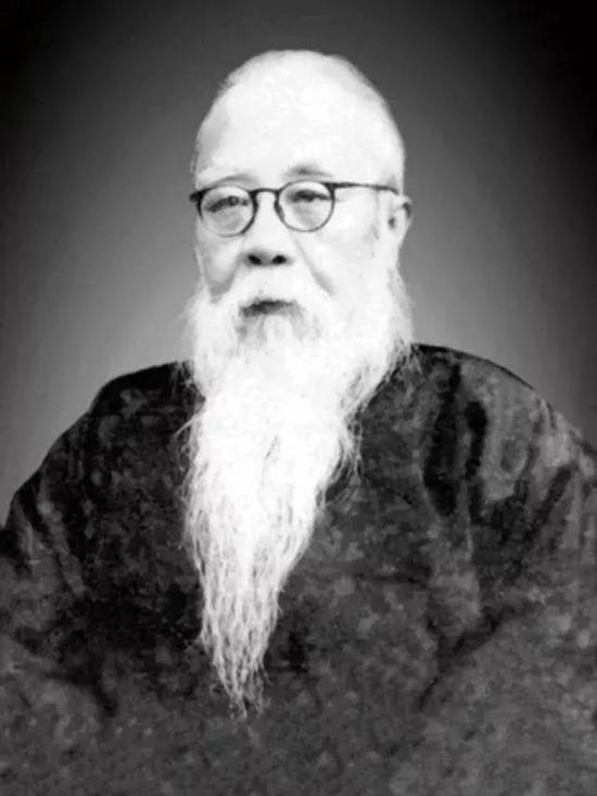近代儒学第一人马一浮