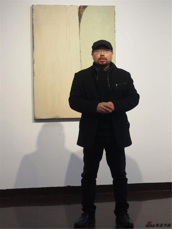 艺术家宗锡涛