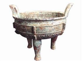 春秋时期青铜器鉴藏