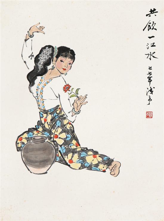 荣宝斋(上海)九周年书画精品拍卖会预展开启