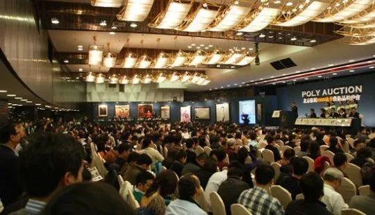 中国艺术拍卖业已经从规模发展逐渐转向质量发展的新阶段