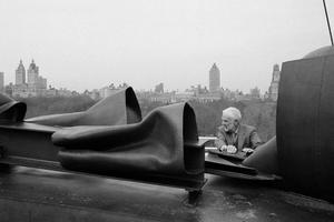 安东尼·卡罗-爵士的最后雕塑