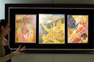 保利香港将举办2018春拍 油画拍品估值超2亿港元