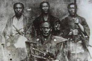 日本最古老的五张照片 其中四张是美国兵拍摄的