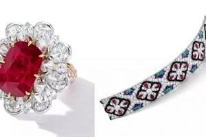 红宝石继续受追捧 天然翡翠价格敏感