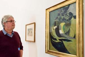 泰特布展员工西蒙斯的展览:充满诗意,直达心灵