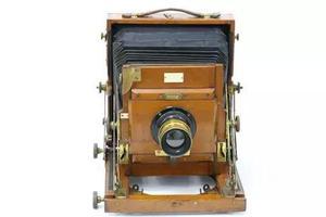 古董桑德森:移轴相机的前驱