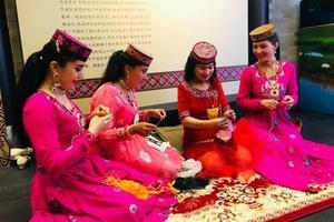 新疆塔吉克自治县文化展在京举办