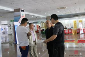 青州艺博会 壹备案鉴证中心成焦点