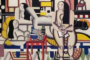 马列维奇作品5亿成交 佳士得纽约晚拍收获26.5亿