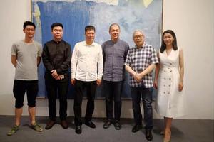 陈丹青、马可鲁、冯良鸿作品联展亮相年代美术馆