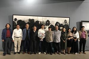 《王琨·牛》展览在北京798方圆美术馆隆重开幕