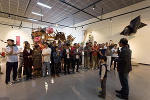 现场丨《事物的非秩序》龙门艺术区实验首展开幕