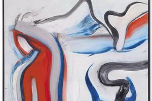 抽象派引领油画市场 是什么让看不懂的画如此好卖