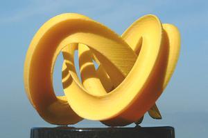 雕塑领域里的高科技