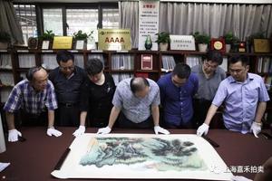 嘉禾春拍|专家甄选精彩呈现谢稚柳 陈佩秋作品