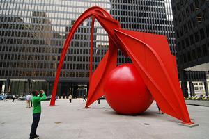 城市能量 - 红球激荡