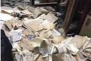 史学大家柳诒徵的藏书或被毁