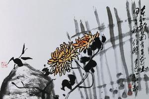 江西著名画家漆伯麟遗作展22日开幕