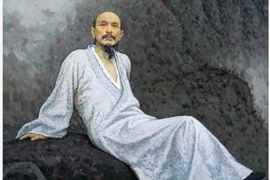 靳尚谊《画僧髡残》2875万成交