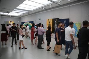 花桥纪:2018桂林油画展亮相花桥美术馆