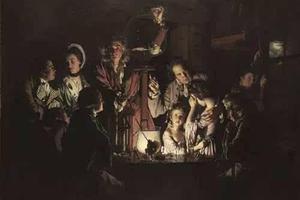 和康斯太勃齐名的另一个重要画家——约瑟夫莱特!