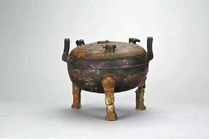 """这组文物极可能是一代蜀王的""""王之重器"""""""