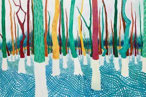 异化景观:朱离子格作品展