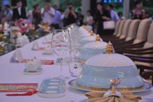 千峰越瓷品鉴暨新闻发布会在北京召开