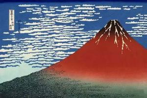 北斋漫画:日本现代漫画创作的鼻祖